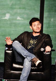 Jensen convention panel #NerdHQ2013