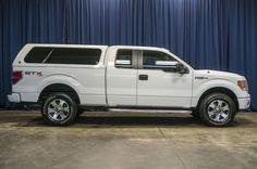 Joydrive : 2013 Ford F150 Super Cab STX Pickup 4D 6 1/2 ft - Buy this 100% Online @ Joydrive.com