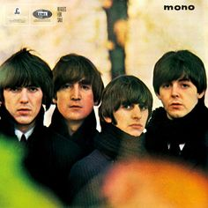 Beatles For Sale was released on 4th December, 1964 just 21 weeks after A Hard Day's Night. It was their fourth album release in less than two years.