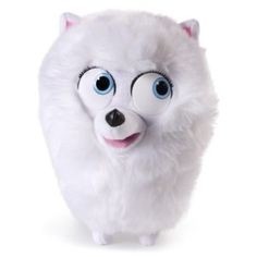 The Secret Life of Pets Gidget Talking Plush Buddy is a artificial pet toy which exactly resembles the famous… Cute Christmas Gifts, Cute Gifts, Talking Toys, Hamster Toys, Palace Pets, Traditional Toys, Pet Pigs, Secret Life Of Pets, Cute Plush
