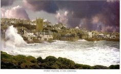 postcards of st ives - Google Search