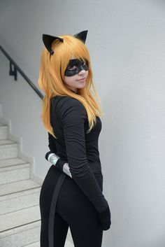 Cosplay Cat Woman Chat noir cosplay by koneeko-official - Tutu Costumes, Cosplay Costumes, Cosplay Ideas, Woman Costumes, Costume Ideas, Cat Noir Costume, Funny Disney Jokes, One Piece Cosplay, Catwoman Cosplay