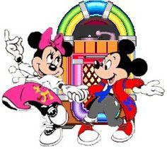 Walt Disney, Disney Gifs, Disney Songs, Disney Music, Disney Cartoons, Disney Mickey, Mickey Mouse Imagenes, Mickey Mouse E Amigos, Mickey E Minnie Mouse
