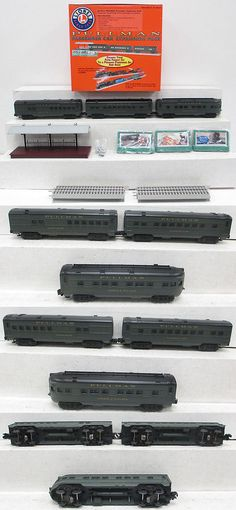 Starter Sets and Packs 81042: Lionel 6-30111 Pullman Passenger Expansion Pack -> BUY IT NOW ONLY: $71.99 on eBay!
