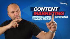 Content marketing - strategia care iti genereaza vanzari online #cuGomag