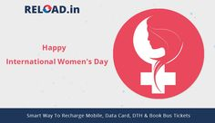 Reload Wishes you a Happy International Women's Day