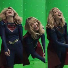 Supergirl Superman, Superman Lois, Superman Family, Supergirl And Flash, Melissa Benoist, The Flash Caitlin, Melissa Supergirl, Kara Danvers Supergirl, Dc Comics Heroes
