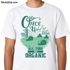 On a scale of 1 to 10 how important is organic food to you and your family?  This organic cotton t-shirt is currently on sale for $18.95!  Go to WeAddUp.com  #marchagainstmonsanto  #monsantosucks  #stopmonsanto  #fuckmonsanto  #labelgmos  #boycottmonsanto  #organic  #organicfood  #organico  #organiccotton  #organicliving  #organiclife  #organicgarden  #organicgardening  #organicfarming  #organicbeauty  #gmofree  #nogmo  #nogmos  #occupy  #bees  #savethebees  #ecofriendly