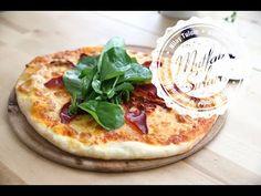 Ev Yapımı Pizza / Pizza Hamuru Tarifi - Mutfak Sırları - YouTube