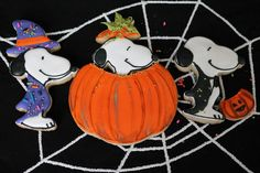 The Cookie Couture Halloween Cookie Recipes, Halloween Cookies, Peanuts Movie, Snoopy, Cookie Decorating, Cookie Cutters, Christmas Ornaments, Decorated Cookies, Holiday Decor