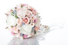 bouquet de mariée coloré - bouquet de mariage : Autres accessoires par studiotali2015