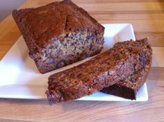 Old-Fashioned Date Bread – Vintage Cooking Date Loaf, Date Nut Bread, Dessert Bread, Dessert Recipes, Fruit Bread, Bread Food, Banana Bread, Zucchini Banana, Dinner Recipes