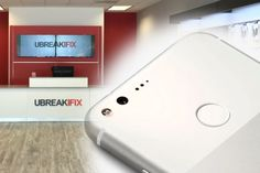 uBreakiFix partners with Google for same-day Pixel screen repairs