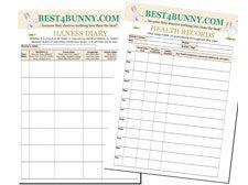 Useful rabbit documents - Best 4 Bunny
