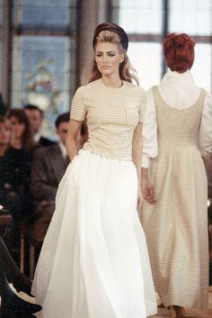 Prada Spring 1992 Ready-to-Wear Fashion Show - Photo: Courtesy of Prada