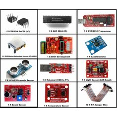 8051 Controller Board is a complete starter kit and development system for the 8051 and other AT89Sxx microcontrollers from ATMEL ® Corporation. It is designed to give designers a quick start to develop code on the 8051.