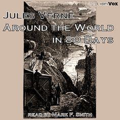 audio version of Around the world in 80 days.