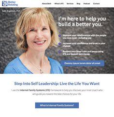 Website for Beth Rogerson, PhD
