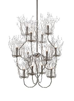 The Candles And Spirits 120 Chandelier - Round by Brand Van Egmond has been designed by William Brand, Annet van Egmond. Reaching out from the present to the past, allowing the echo of history to influence our hand while drawing and merging this w. Round Candles, Home Candles, Contemporary Chandelier, Contemporary Interior, Modern Dining Room Lighting, Classic Interior, Custom Lighting, Queen, Room Lights