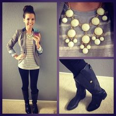 Miss Glamorazzi love your style!