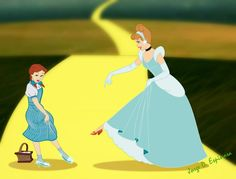 Love Your Shoes! by Jorge D Espinosa - Twisted Disney - Disney World Fotos, Disney World Pictures, Disney And More, Disney Fun, Disney Movies, Disney Characters, Funny Disney, Disney Princesses, Wizard Of Oz Shoes