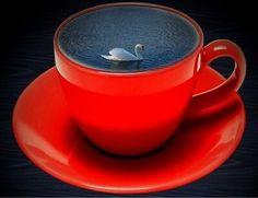Und noch eine Hymne – diesmal ein Gedicht über Kaffee Coffee Cup Images, Coffee Cup Photo, Coffee Cups, Drink Coffee, Coffee Beans, Coffee Time, Morning Coffee, Herbal Remedies, Natural Remedies