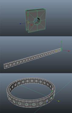 Bend tool in Maya 2015 Maya Modeling, Modeling Tips, Face Topology, Principles Of Animation, 3ds Max Tutorials, Polygon Modeling, Hard Surface Modeling, Game Design, 3d Design