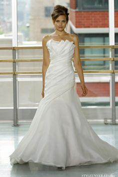 I love this dress! So soft and elegant