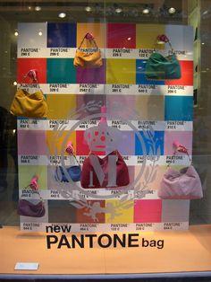 Mango Pantone Bags