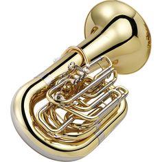 Jupiter 1284 Symphonic XO Series 4/4 5-Valve CC Tuba