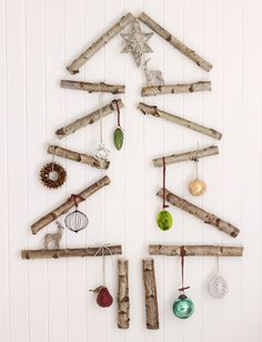 alternativa para tu árbol de Navidad #Navidad #arboldenavidad #arboldenavidadalternativo