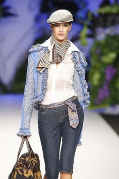 Francis Montesinos - Ready-to-Wear - Runway Collection - Women Spring / Summer 2008