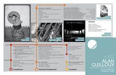 Precisando de boas idéias para seu Currículo?? | Des1gn ON - Blog de Design e Inspiração.