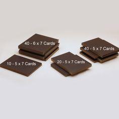 Bundles of Magnet Cards