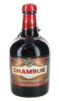 Drambuie Heather Honey Whisky Liqueur, Scotland