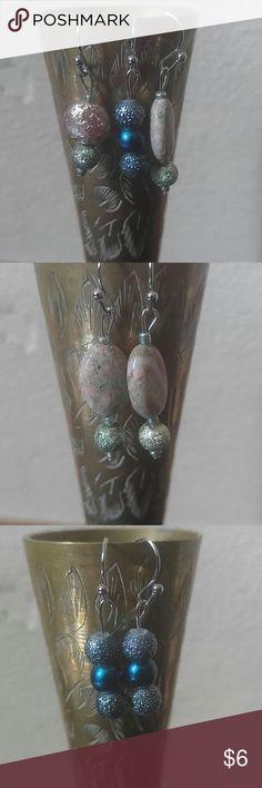 Set of Earrings Brand new. Set of 3.  Set 100 Jewelry Earrings