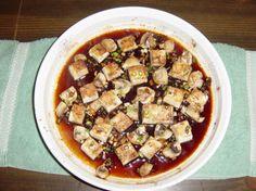 Broiled Tofu and/or Tempeh Recipe