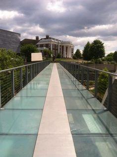 Glass bridge, Chattanooga Tn