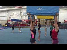 Partner Conditioning from Mary Lee Tracy – Recreational Gymnastics Pros