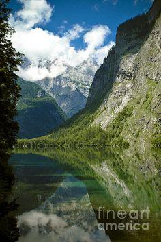 Mountainscape Artist: Frank Tschakert