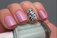 pink and leopard!