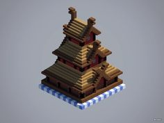 Tagged with Creativity; Shared by MCNoodlor. The Complete ChunkWorld Minecraft Temple, Minecraft City, Minecraft Plans, Amazing Minecraft, Minecraft Tutorial, Minecraft Creations, Minecraft Projects, Minecraft Designs, Minecraft Wall