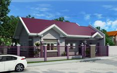 Small House Design: SHD-2015014 | Pinoy ePlans - Modern House Designs, Small House Designs and More!