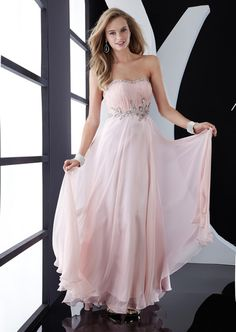 I wish I had somewhere fancy to go so I could wear this dress! It is my favorite color and it sparkles :]