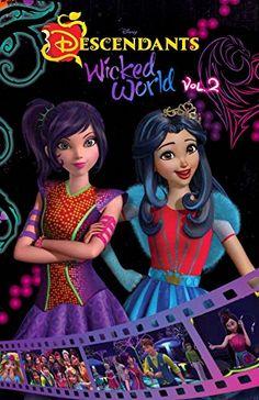 Disney Descendants: Wicked World Cinestory Comic Volume 2...…