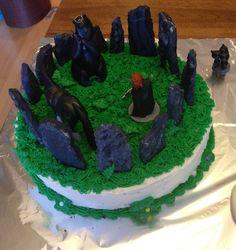 Brave cake part 1