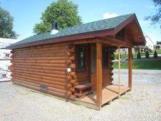 Trophy Amish Cabins Llc 10 X 20 Hunter 200 S F