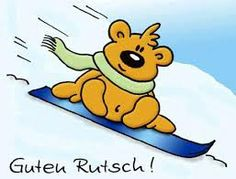 Image result for guten rutsch