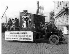 1918 Republic Truck Factory Photo Salvation Army WW1 C5939 GT9HPI | eBay