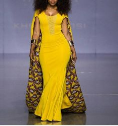 African dress with cape / African clothing / African prom dress / African clothing for women / African wedding dress / Ankara dress Ankara Maxi Dress, African Maxi Dresses, African Wedding Dress, African Dresses For Women, African Attire, African Wear, African Style, African Clothes, African Skirt